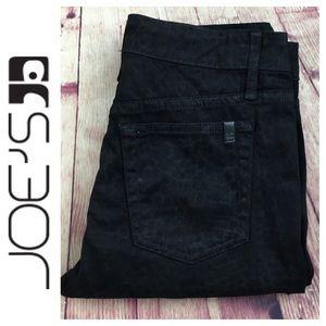 💙Joe's Jeans Black Collection skinny pant size 27